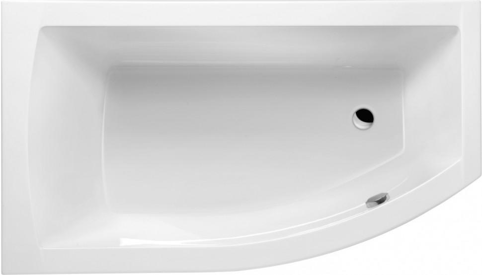 Акриловая ванна 150х85,5 см левая Excellent Magnus WAEX.MGL15WH фото