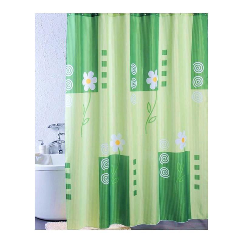 Штора для ванной комнаты IDDIS Summer Day 140P200I11 штора для ванной комнаты из полиэстера iddis summer stripes 290p24ri11