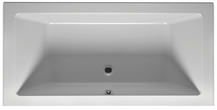 Фото - Акриловая ванна 200х90 см Riho Lusso BA6000500000000 акриловая ванна riho lusso ba6000500000000
