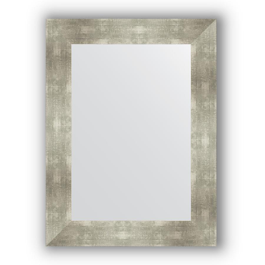 Зеркало 60х80 см алюминий Evoform Definite BY 3058 зеркало evoform definite 74х54 алюминий