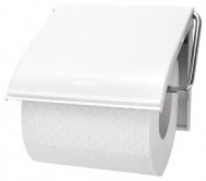 Держатель туалетной бумаги Brabantia Classic 414565 держатель для туалетной бумаги brabantia profile цвет черный 483400