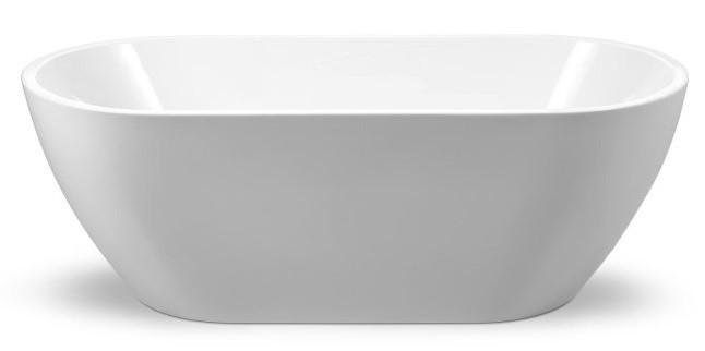 Акриловая ванна 150х75 см BelBagno BB70-1500 акриловая ванна belbagno bb26