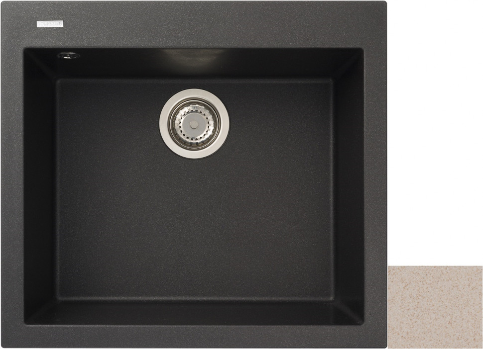 Кухонная мойка саббиа Longran Cube CUG560.500 - 58 цена