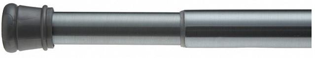 Карниз для ванной комнаты 104-190 см Carnation Home Fashions Standard Tension Rod Brushed Nickel TSR-69