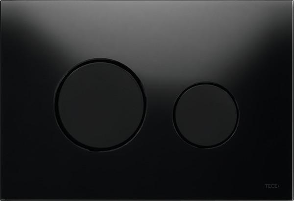 Смывная клавиша Tece TECEloop черный 9240657 смывная клавиша tece tecenow черный 9240403