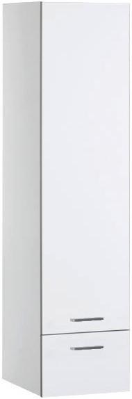 Пенал подвесной белый Aquanet Верона 00176672 пенал подвесной черный aquanet верона 00175391
