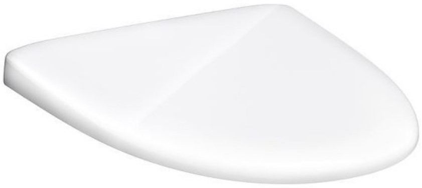 Сиденье для унитаза с микролифтом белый Gustavsberg Estetic 9M10S101 estetic form phyto slim