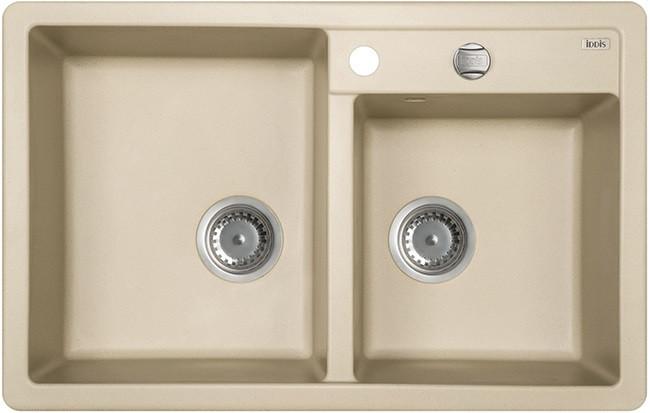Кухонная мойка сафари IDDIS Vane G V24S782I87