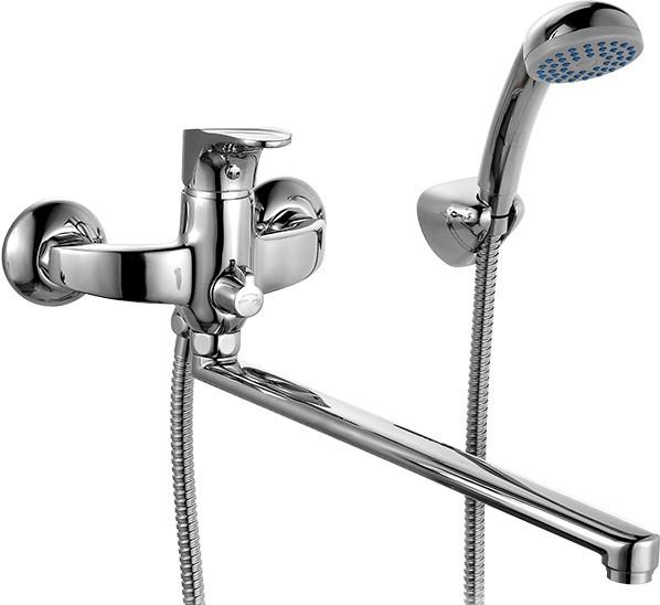 Смеситель для ванны Milardo Solomon SOLSBLCM10 смеситель milardo bering be270bw6k w21mi