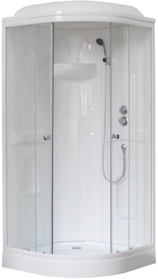 Душевая кабина 90х90х217 см Royal Bath RB90HK1-T прозрачное