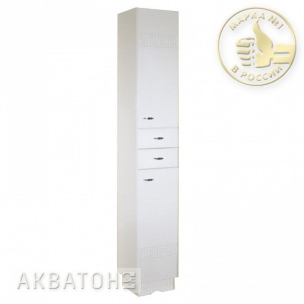 Шкаф-колонна Аттика 85 Акватон 1A134803AT010 цена