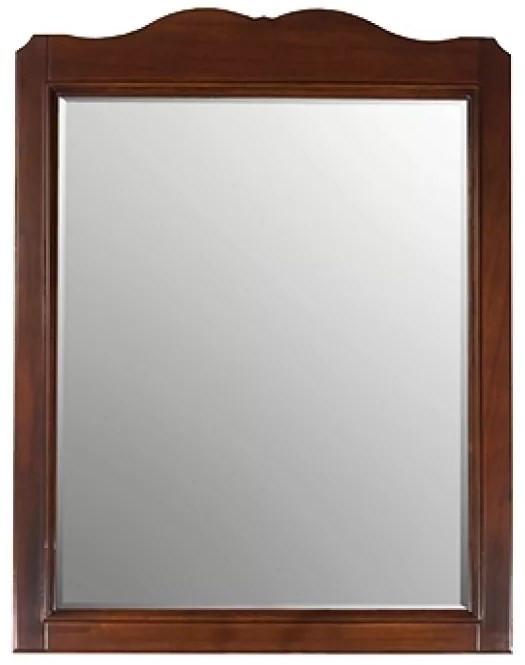 Зеркало 90х105 см орех Tiffany World 352/bisnoce цена 2017