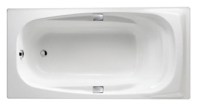 Чугунная ванна 180x90 Jacob Delafon Super Repos E2902-00 чугунная ванна jacob delafon repos e2904 00 180x85