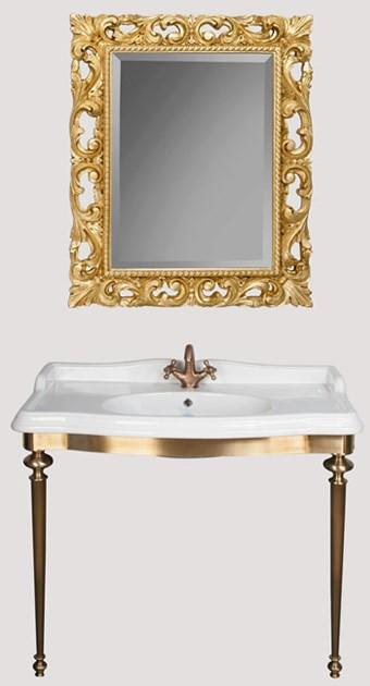 Консоль для раковины бронза Tiffany World Bristol TWBR8742BR