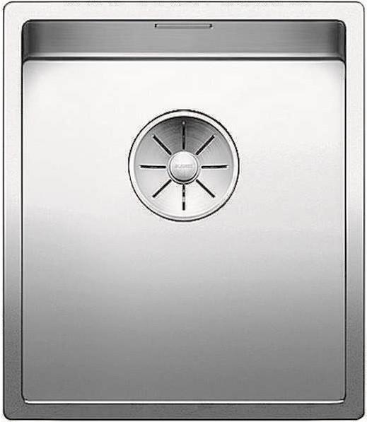 Кухонная мойка Blanco Claron 340-IF InFino зеркальная полированная сталь 521570 кухонная мойка blanco claron 700 if infino зеркальная полированная сталь 521580