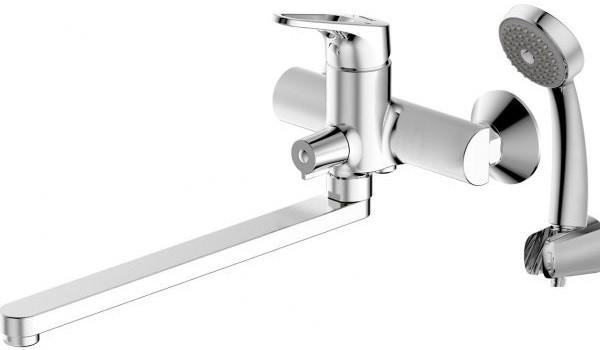 Смеситель для ванны Bravat Drop-D F648162C-LB-RUS смеситель для ванны bravat drop d f648162c b rus