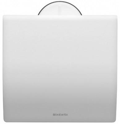 Держатель туалетной бумаги Brabantia Profile 483387 держатель для туалетной бумаги brabantia profile цвет черный 483400