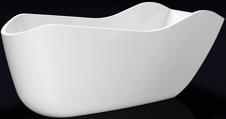 Акриловая ванна 172,5х79,5 см Lagard Teona White Star lgd-tna-ws светильник на штанге arlight lgd 2282 lgd 2282bk 45w 4tr white 24deg