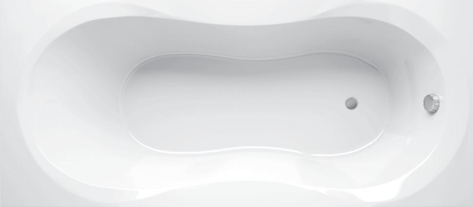 лучшая цена Акриловая ванна 150х70х42 см Alpen Mars AVP0014