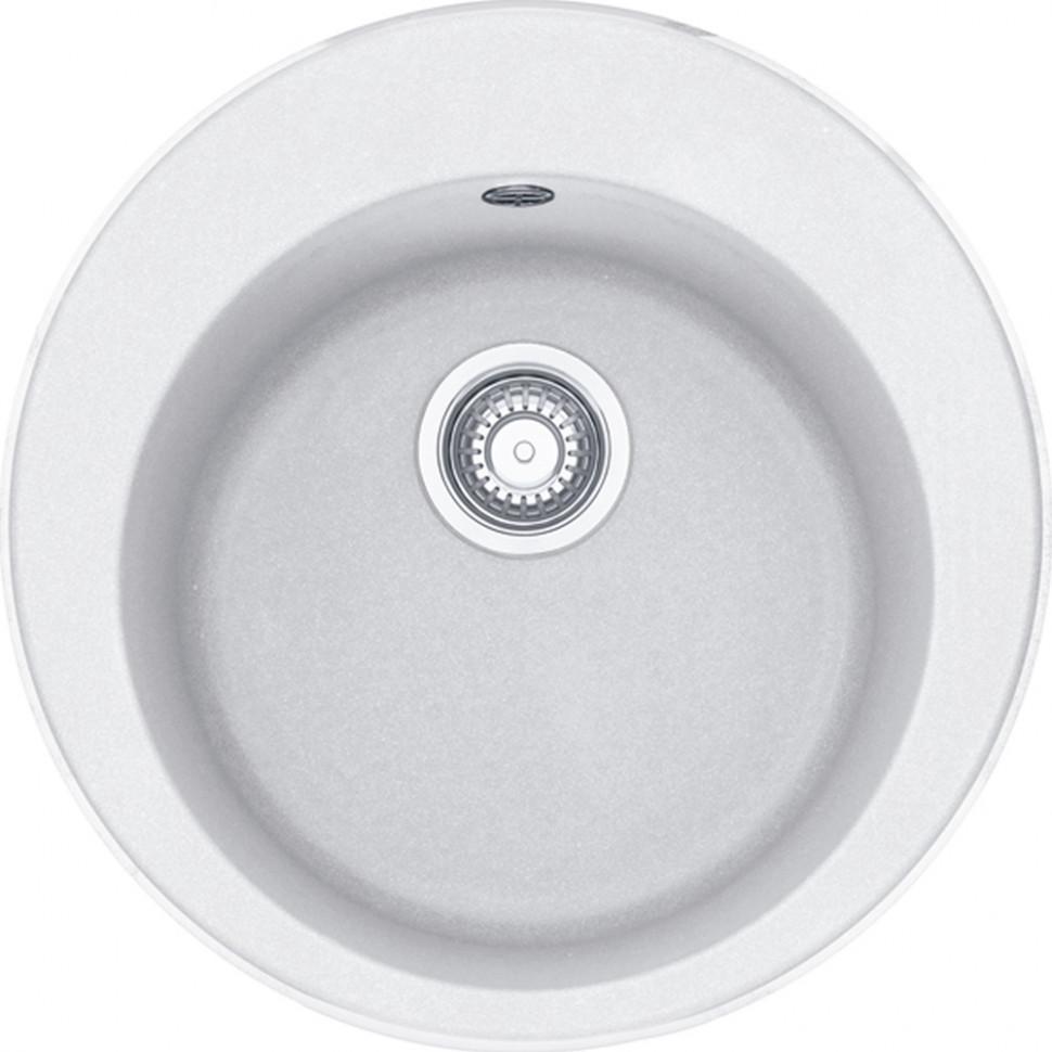 Кухонная мойка Franke Ronda ROG 610-41 белый 114.0175.354 franke srg 610 белый