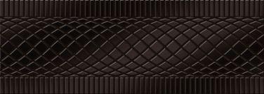 Бордюр Golden Tile Дамаско коричневый Е61311