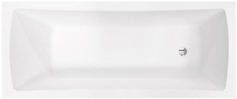Акриловая ванна 150х70 см Besco Optima WAO-150-PK акриловая ванна besco bona 140x70