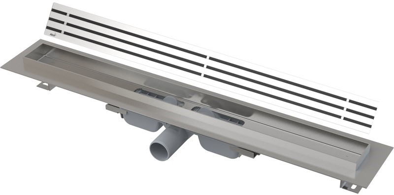 Душевой канал 744 мм нержавеющая сталь AlcaPlast APZ106 Gap APZ106-750 + GAP-750M футболка gap gap ga020emefzt4