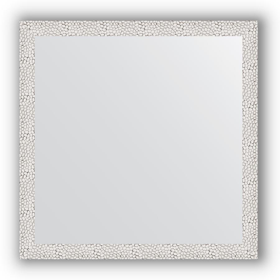 Зеркало 71х71 см чеканка белая Evoform Definite BY 3226