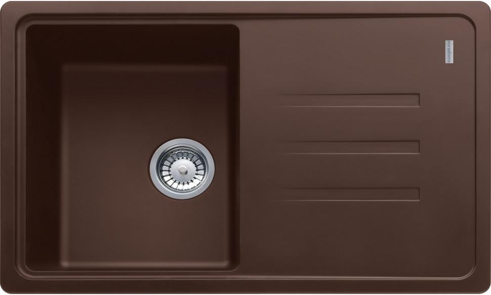 Кухонная мойка Franke Malta BSG 611-78 шоколад 114.0391.207