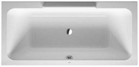 Акриловая ванна 190х90 см Duravit DuraStyle 700299000000000 недорого