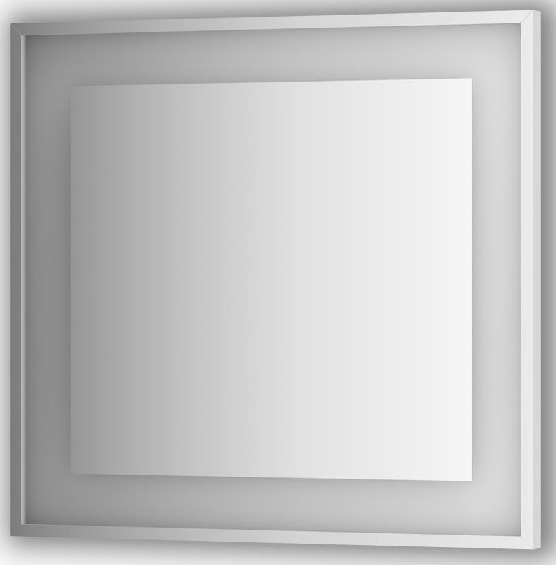 Зеркало 80х75 см Evoform Ledside BY 2203 зеркало 80х75 см санта марс 900503