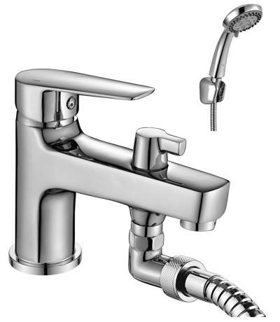 Смеситель для ванны Rossinka S S35-38