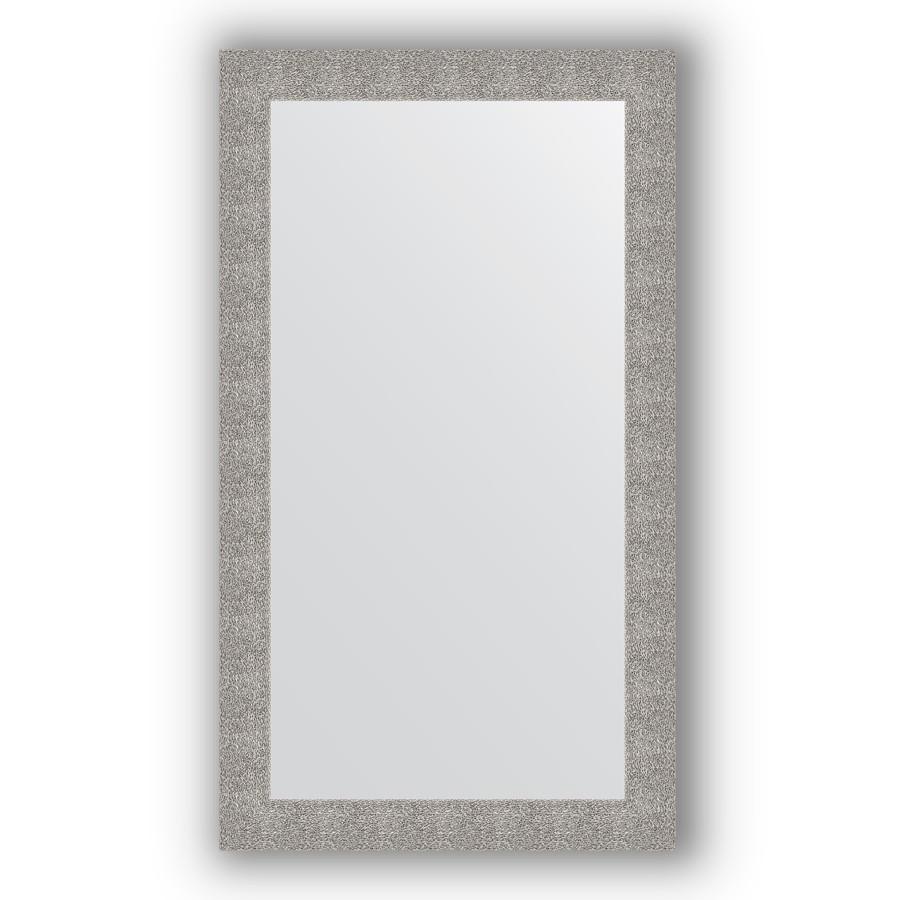 Фото - Зеркало 80х140 см чеканка серебряная Evoform Definite BY 3311 зеркало 70х70 см чеканка серебряная evoform definite by 3151