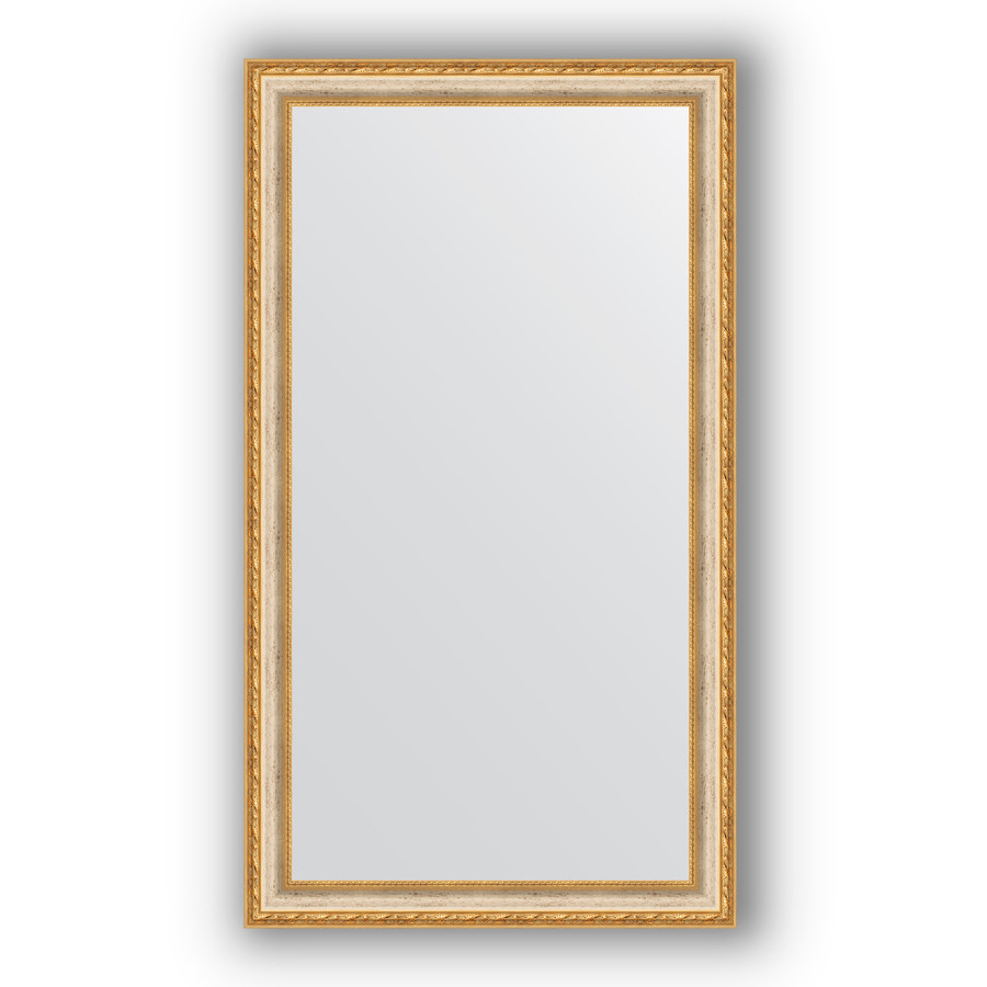 Фото - Зеркало 65х115 см версаль кракелюр Evoform Definite BY 3205 зеркало evoform definite 95х75 версаль кракелюр