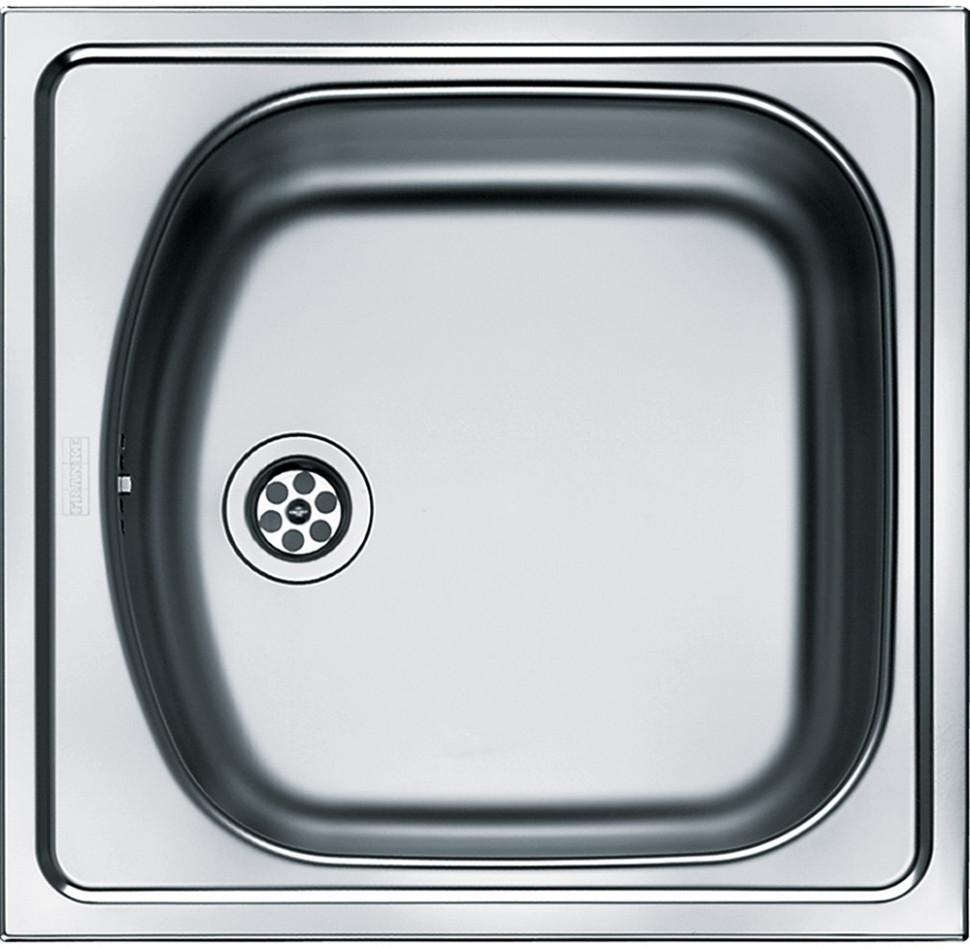 Фото - Кухонная мойка Franke Eurostar ETN 610 матовая сталь 101.0009.909 franke etn 610