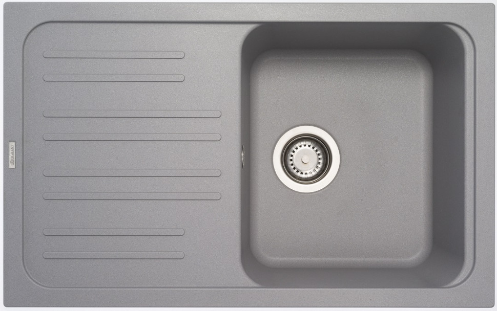 Кухонная мойка крома Longran Classic CLS740.460 - 49