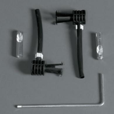 Комплект крепежей для подвесного унитаза/биде Simas F85