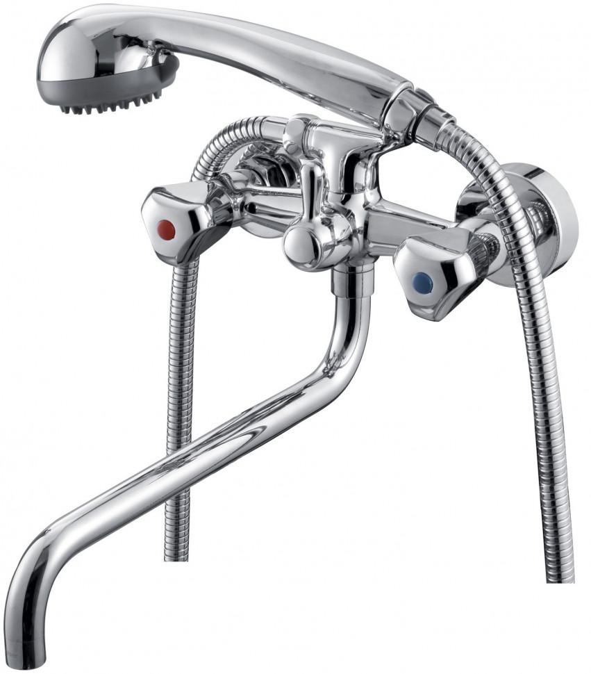 Смеситель для ванны Kaiser Delta 11090Shar фото