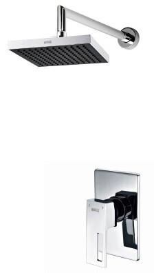 Душевой комплект 200 мм WasserKRAFT A12528 фото