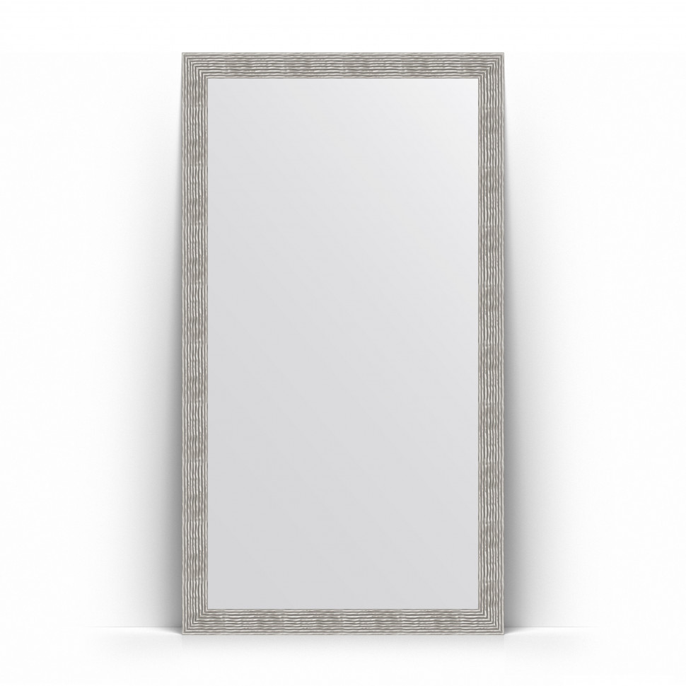 Зеркало напольное 111х201 см волна хром Evoform Definite Floor BY 6023 зеркало 80х80 см волна хром evoform definite by 3249