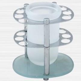 Держатель зубных щеток и стакана настольный Rainbowl Aqua 0039-7 цены онлайн