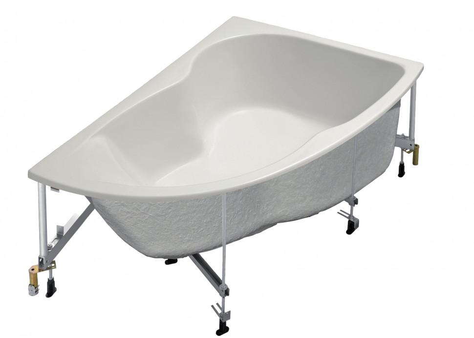 Акриловая ванна 170х105 см правая Jacob Delafon Micromega Duo E60220RU-00 акриловая ванна jacob delafon domo e60223 00 135x135