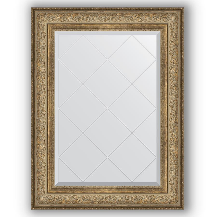 Фото - Зеркало 70х93 см виньетка античная бронза Evoform Exclusive-G BY 4124 зеркало 75х130 см виньетка античная бронза evoform exclusive g by 4230