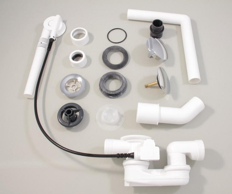 Купить со скидкой Слив-перелив для ванны Ideal Standard Multiplex K7804AA
