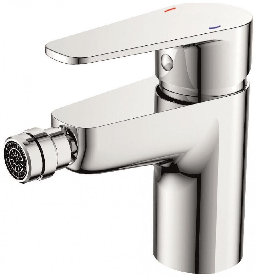 Смеситель для биде без донного клапана Orange Otto M22-031cr душевая система orange otto m22 911cr