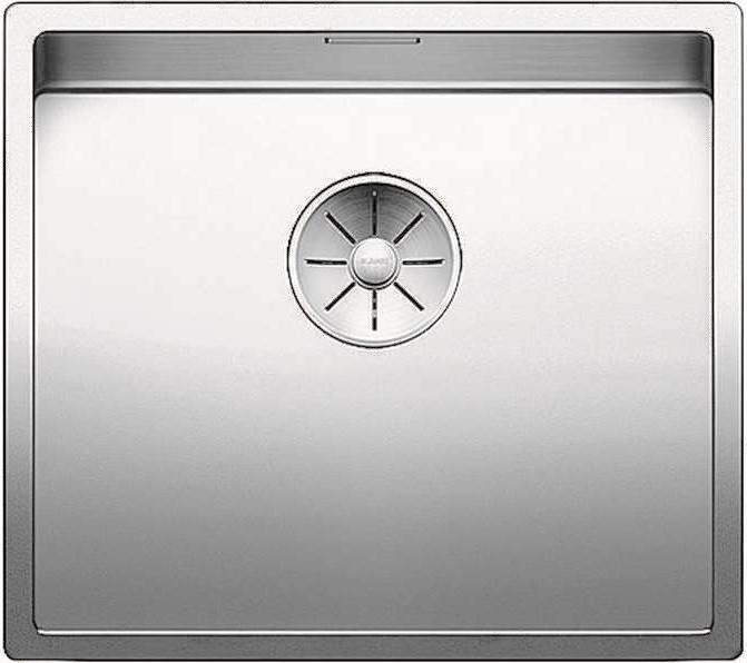 Кухонная мойка Blanco Claron 450-IF InFino зеркальная полированная сталь 521574 кухонная мойка blanco claron 700 if infino зеркальная полированная сталь 521580