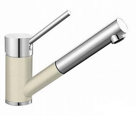 Смеситель для кухни Blanco Antas-S Хром/Жасмин 515351 смеситель для кухни blanco antas хром белый 515339