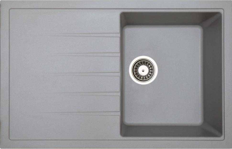 Кухонная мойка крома Longran Classic CLS780.500 - 49