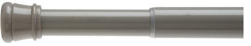 Карниз для ванной комнаты 104-190 см Carnation Home Fashions Standard Tension Rod Linen TSR-44 цена