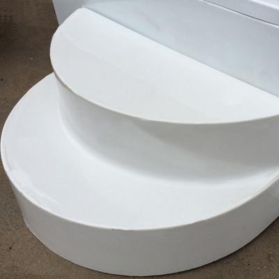 Ступенька для прямоугольной ванны Kolpa San раз ступенька два ступенька будут песенки